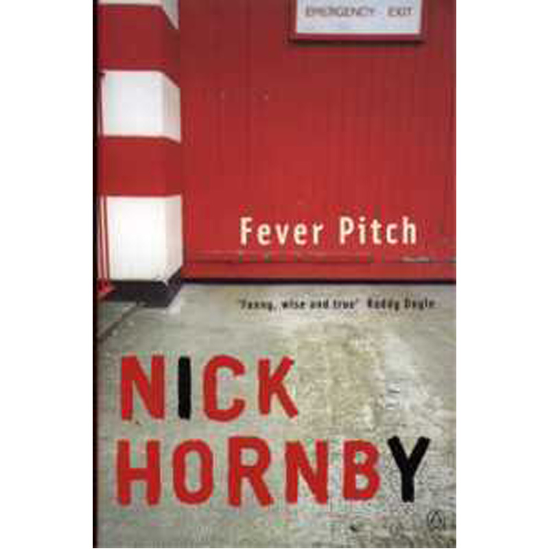 fever pitch nick hornby essay Encuentra fever pitch de nick hornby (isbn: 9781573226882) en amazon envíos gratis a fever pitch transcends the mundane and the sporty to say something about the way we live the observer surprisingly, my 12th grade son who plays soccer chose this book to write one of his college essays about he had a.
