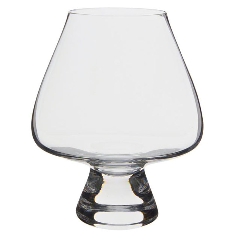 Dartington Crystal Armchair Spirits Swirler Brandy Glass
