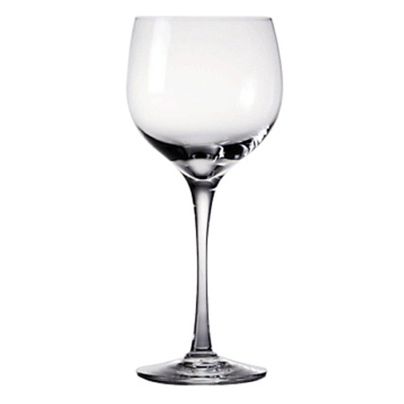 Chateauneuf goblet glass from dartington crystal wwsm Unique wine glasses australia
